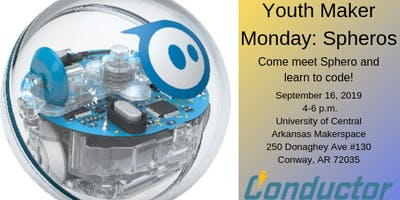 Youth Maker Monday: Spheros