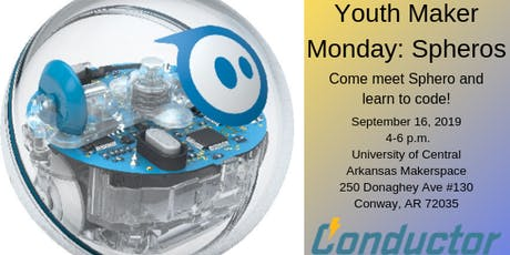 Youth Maker Monday: Spheros tickets