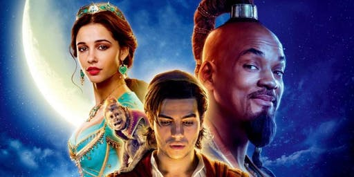 Disney's Alladin is coming to Miami for a free live performance!