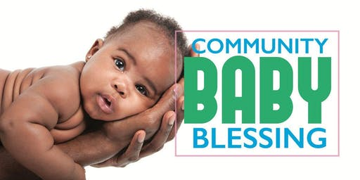 Community Baby Dedication