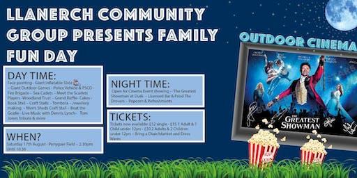 Family Fun Day & Outdoor Cinema