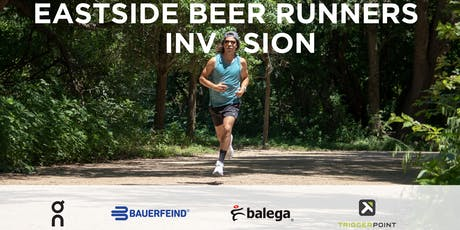 Eastside Beer Runners Invasion w/ On, Balega, TriggerPoint + Bauerfeind tickets