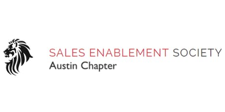 Austin Sales Enablement Society - August 2019 Meetup tickets