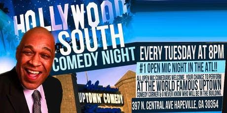 Hollywood South Every Tuesday tickets