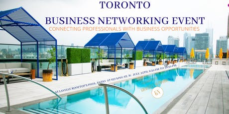 Toronto Business Networking Event tickets
