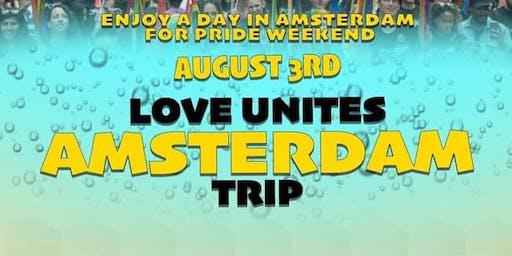 LOVE UNITES Amsterdam Day Trip