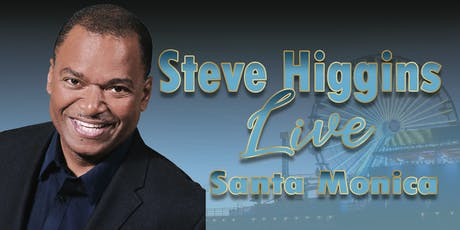 Steve Higgins Live at Santa Monica Playhouse Celebrating Jamaican Culture tickets