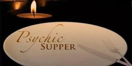 Psychic Supper with Fish & Chips,1-2-1 Readings & Quiz tickets