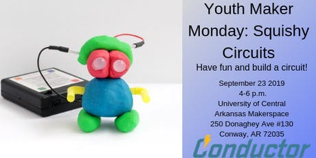 Youth Maker Monday: Squishy Circuits tickets