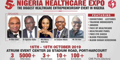 Nigeria Healthcare Expo 2019
