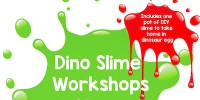 Dino Slime Workshop