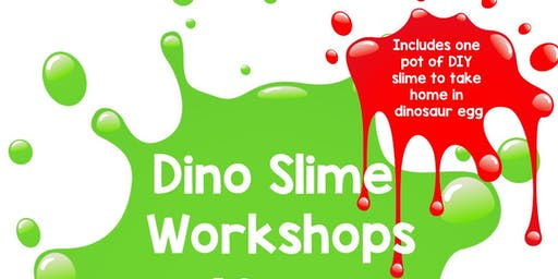 Dino Slime Workshop