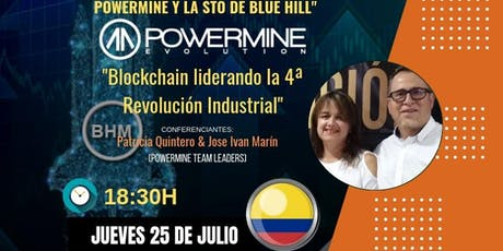 Medellin Blockchain y los Security Tokens Offering;  Activos Financieros entradas