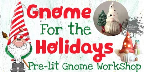 GNOME for the Holidays  tickets