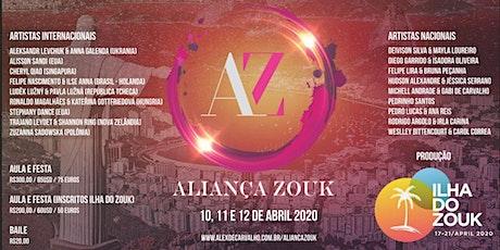 Aliança Zouk 2021 ingressos