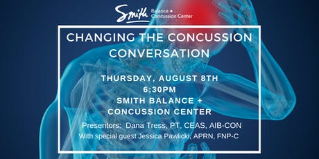 Changing the Concussion Converstaion tickets