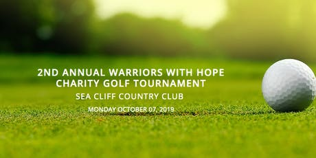 2nd Annual Jami Marseilles Warriors With Hope Charity Golf Tournament tickets