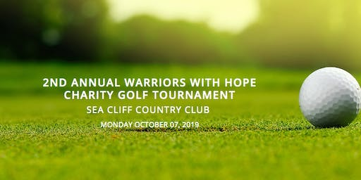 2nd Annual Jami Marseilles Warriors With Hope Charity Golf Tournament