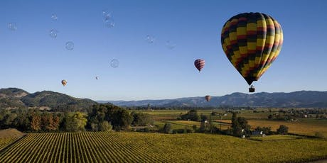 NAPA VALLEY  WITH BALLOON RIDE AND WINE TOUR tickets