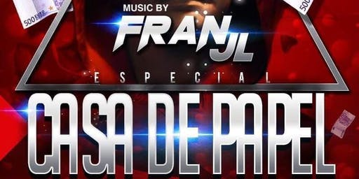CRAZY THURSDAYS: LA CASA DE PAPEL