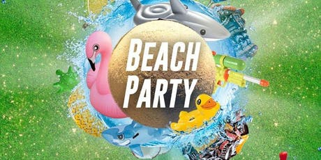 BEACH PARTY tickets