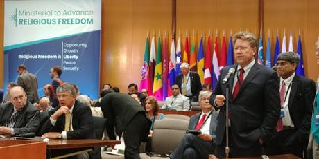 International Religious Freedom Roundtable Ministerial Second Stage tickets