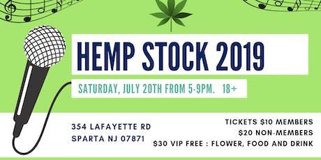Hemp Stock 2019 tickets