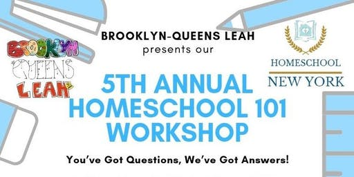 Homeschool 101 Workshop