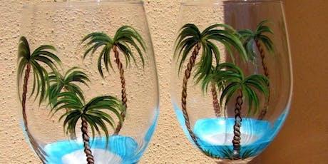 """Pour & Paint """"Wine Glasses"""" tickets"""