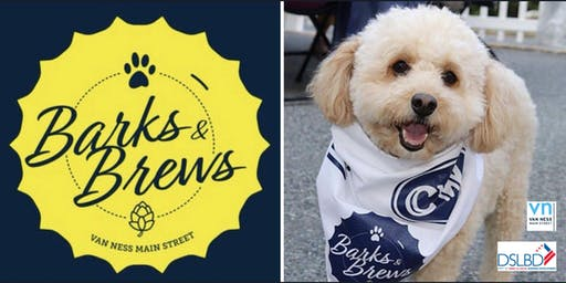 Barks and Brews Festival in Van Ness!