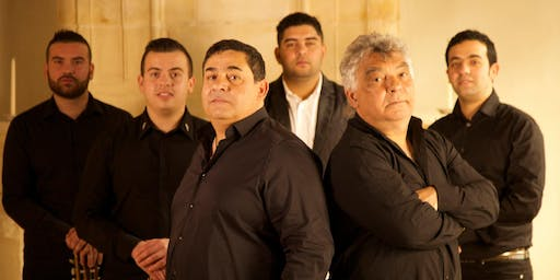 THE GIPSY KINGS FEAT. NICOLAS REYES & TONINO BALIARDO