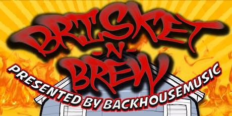 Brisket and Brews tickets