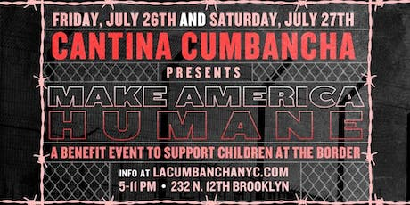 Make America Humane, support children at the southern border tickets