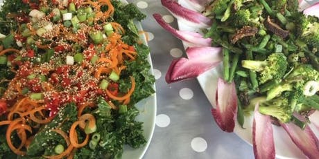 Optimising Energy & Vitality with the Wellness Kitchen tickets