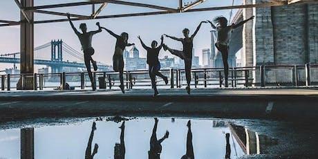 Capture Dances  billets