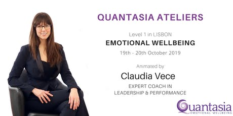 ATELIERS QUANTASIA - TRAIN YOUR EMOTIONAL WELLBEING tickets