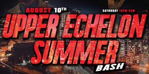 Upper Echelon Summer Bash