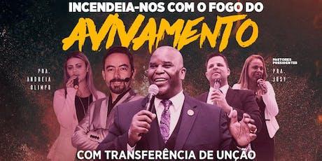 TRANSFERÊNCIA DE UNÇÃO - Com AP. Fred Berry & AP. Ricardo Costa ingressos