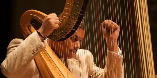 Jordan W. Thomas, Harpist in Recital - October 26, Philadelphia, PA