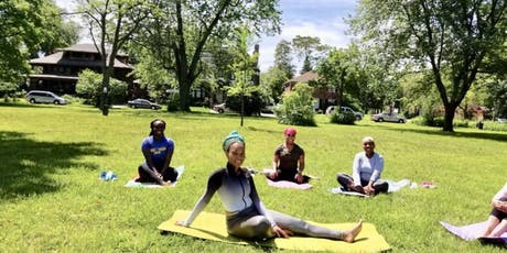 Sistahs  Yoga In The Park  tickets