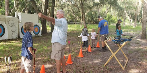 SONFISHERS FREE Summer Archery Classes