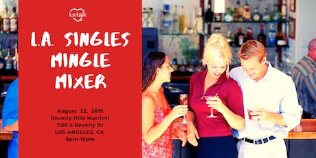 L.A.  Singles Mingle Mixer tickets