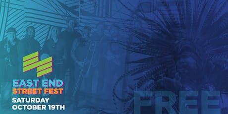 East End Street Fest 2019 - FREE Event boletos