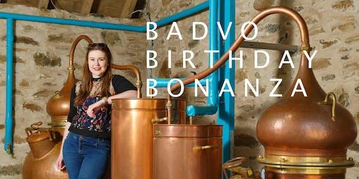 BADVO BIRTHDAY BONANZA