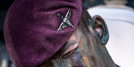 Parachute Regiment Reserve (Scotland) Insight Night - Edinburgh