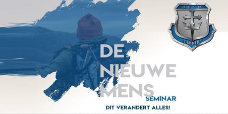 JGLM Nieuwe Mens Seminar tickets
