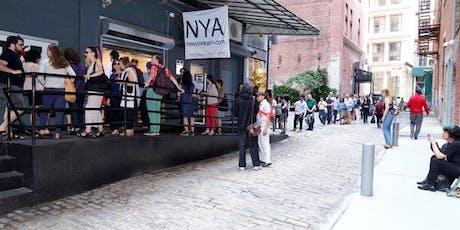 Artist Reception - NYAFAIR Tribeca's contemporary art fair tickets