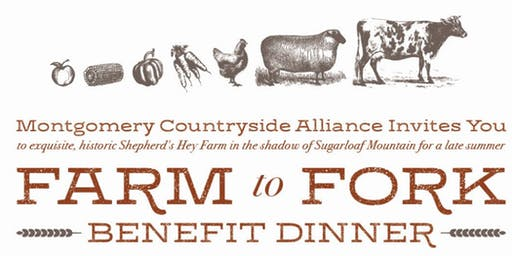 Farm to Fork Benefit Dinner