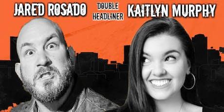 The Comics Showcase! w/ Jared Rosado & Kaitlyn Murphy tickets