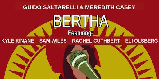 Bertha! Comedy Show